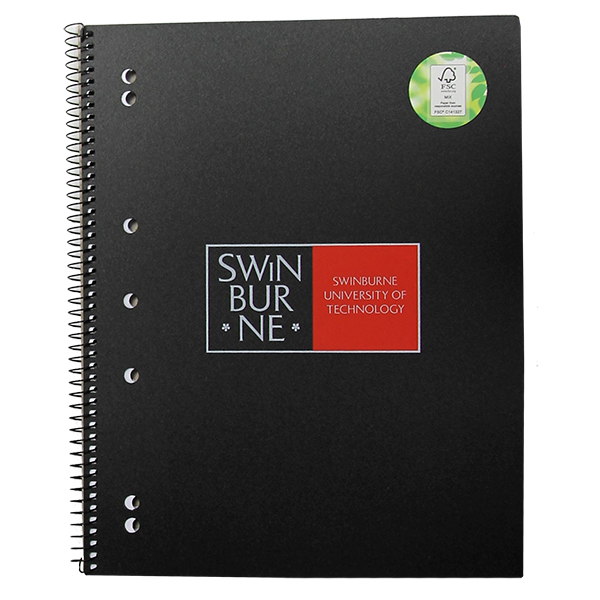 Spiral Notebook - 140 Pages