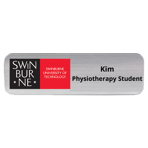 Name Badge - Physiotherapy