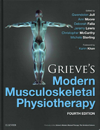 Grieve's Modern Musculoskeletal Physiotherapy, Jull