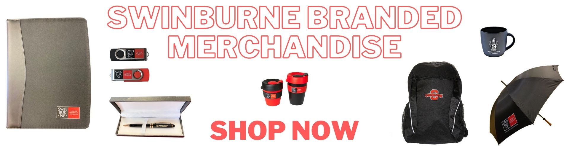 Swinburne Branded Merchandise